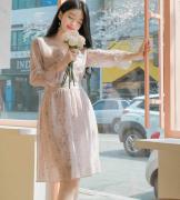 Váy liền thân Attrangs Hàn Quốc 120401