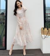 Váy liền thân Berry Hàn Quốc 170403
