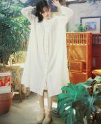 Váy liền thân Milkcocoa Hàn Quốc 180412