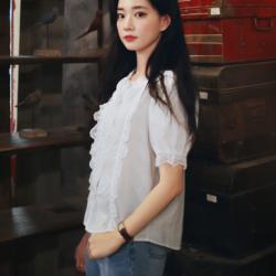 Áo sơ mi Milkcocoa Hàn Quốc 20614