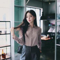 Áo sơ mi Milkcocoa Hàn Quốc 130809