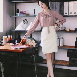 Áo sơ mi Milkcocoa Hàn Quốc 130815