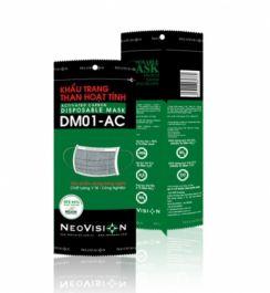 Khẩu trang hoạt tính Neovision DM01-AC