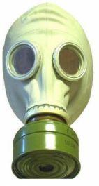 Mặt nạ lọc độc không vòi Liên Xô MN09