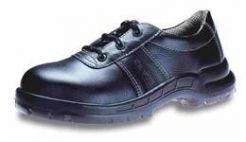 Giày da mũi sắt thấp cổ King