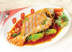 Các món cá