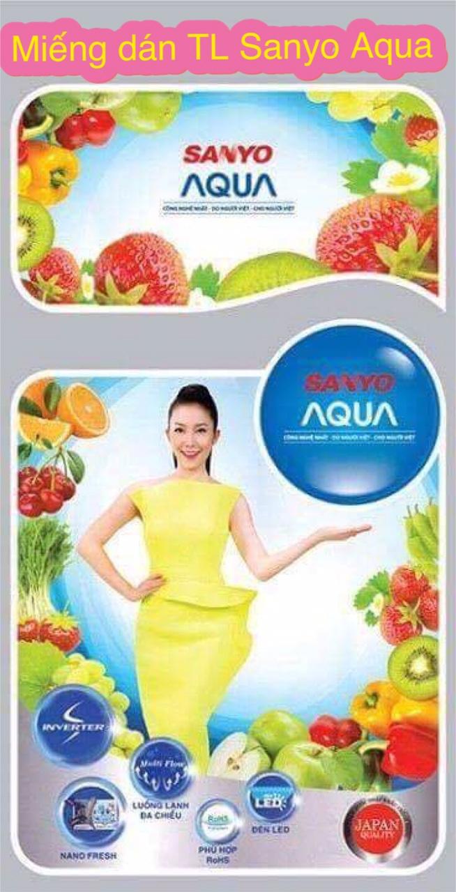 Miếng Dán TL Sanyo Aqua