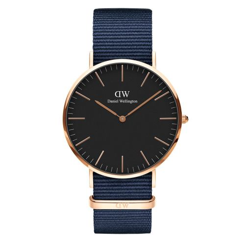 CLASSIC BLACK BAYSWATER 40 MM