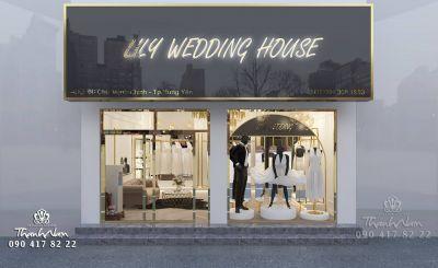 LILY WEDDING HOUSE SHOWROOM