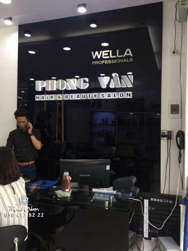 HAIR SALON PHONG VÂN