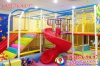 Thiết kế thi công khu vui chơi mini cho trẻ em