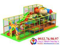 Mách bạn đơn vị thiết kế thi công khu vui chơi trẻ em chuyên nghiệp