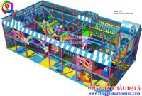 Thiết kế thi công khu vui chơi liên hoàn trẻ em trong nhà