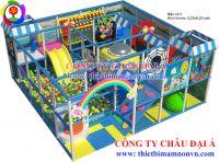 Lắp đặt khu vui chơi trẻ em trên toàn quốc