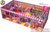 Thiết kế thi công khu vui chơi trẻ em giá rẻ
