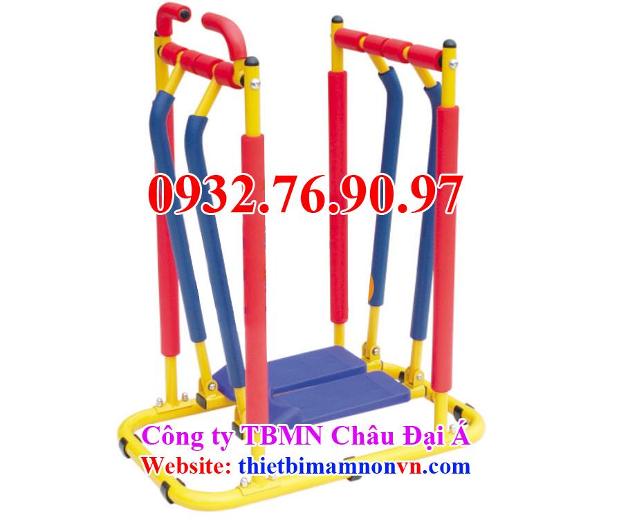 Dụng cụ chạy bộ trên không tập Gym cho trẻ