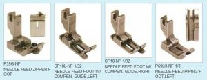 Product name: Needle Feed Presser Feet