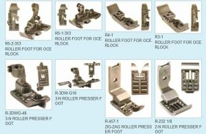 Product name: Roller Presser Feet