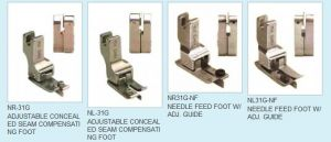 Product name: Special design Presser Feet