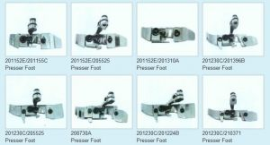 Product name: Overlock Presser Feet