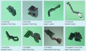 OTHERS(2) JUKI sewing machine parts