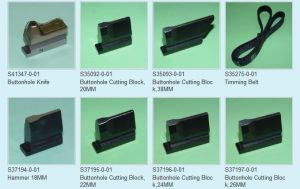 B980/981(1) Brother sewing machine parts