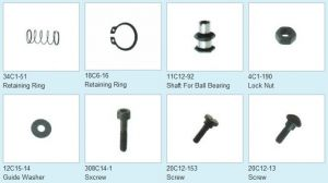 EASTMAN sewing machine parts