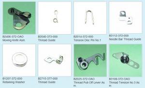 MB-372/373(1) JUKI sewing machine parts