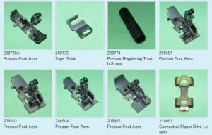 E32 PEGASUS sewing machine parts