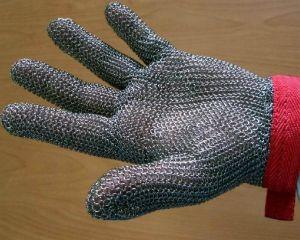 metal glove metal mesh glove metal chain glove