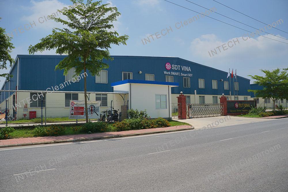 Nhà máy SDT Vina