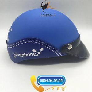 Mũ bảo hiểm quảng cáo Vinaphone