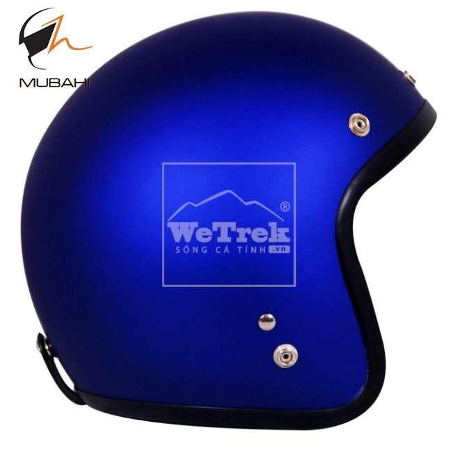 Mũ bảo hiểm quảng cáo wetrek