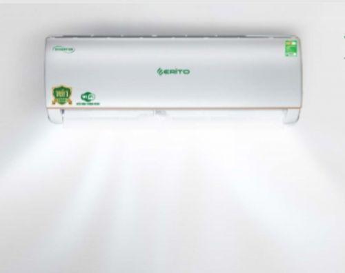 Tiết Kiệm Điện Năng 60% Mỗi Tháng Với Điều Hòa Erito Inverter