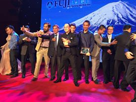 Fujiaire với các hội nghị năm 2017