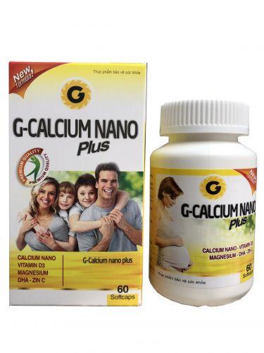 G - CALCIUM NANO Plus