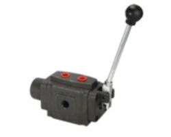 Van tay điều khiển DMT-DMG - 03 / 04 / 06 / 10 , Lưu lượng Max: 300 l/p, áp suất Max : 300 bar