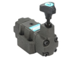 Van giảm áp Bích BRV, Lưu lượng max : 250l/p, áp xuất max : 250bar