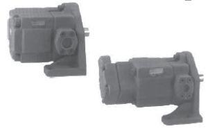 Bơm cánh gạt lưu lượng cố định , PV2R1/ PV2R2/ PV2R3, PV2R4/ PV2R12/ PV2R13, Lưu lượng max : 237cc/vòng, áp suất max : 2