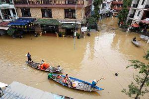 Liên Hợp Quốc cùng Việt Nam xây hàng ngàn nhà chống bão ở miền Trung