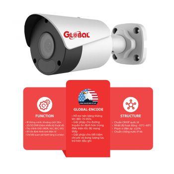 Mẫu mã sản phẩm mới Camera Global