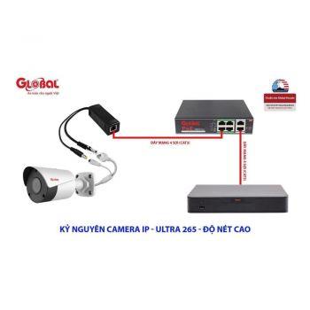 Giải pháp kết nối Camera IP Non PoE