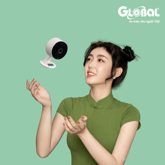 Review Smart Camera Wifi IOT 06
