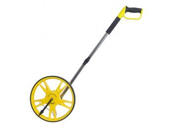 Bánh xe lăn đường, thước đo dạng bánh xe