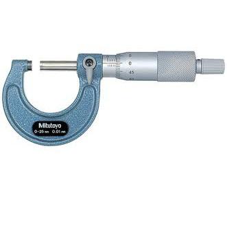 Panme đo ngoài cơ khí 103-137 (0-25mm/0.01mm)