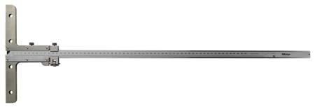 Thước đo sâu cơ khí 527-205 (0-1000mm/0.05mm)