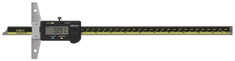 Thước đo sâu điện tử 571-213-10 (0-300mm/0.01mm)