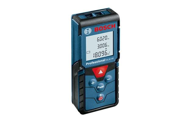 Máy đo khoảng cách laser GLM 40 Bosch - Đức