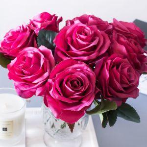 Hoa hồng hồng đậm