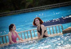 Vé Bơi Không Giới Hạn Cho 1 Người Tại Bể Bơi Keangnam Landmark 72